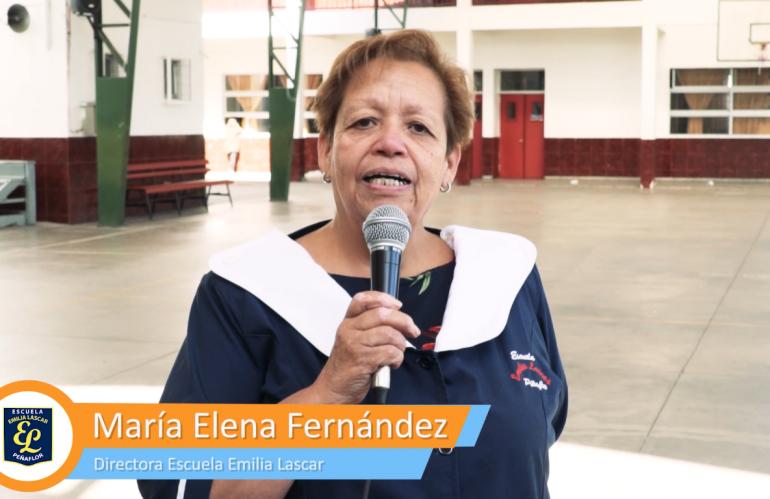 PEÑAFLOR: ESCUELA EMILIA LASCAR Y EL VALOR DE MANTENER UNA COMUNIDAD BIEN INFORMADA EN TIEMPOS DE CUARENTENA